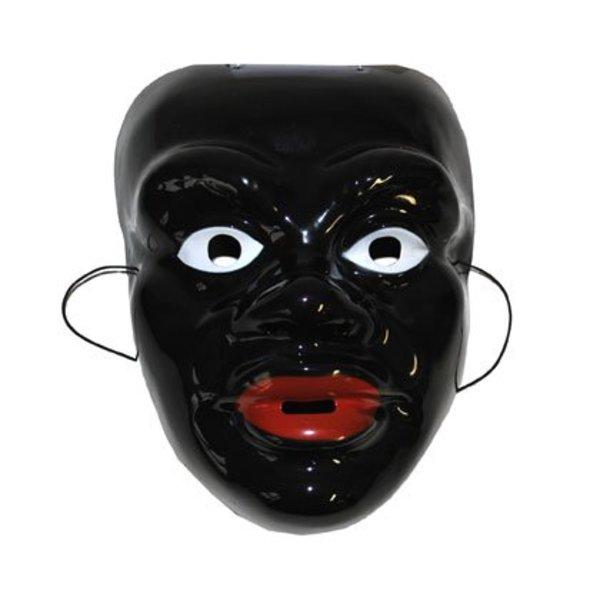 Zwarte pieten masker