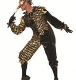 Domino kostuum heren