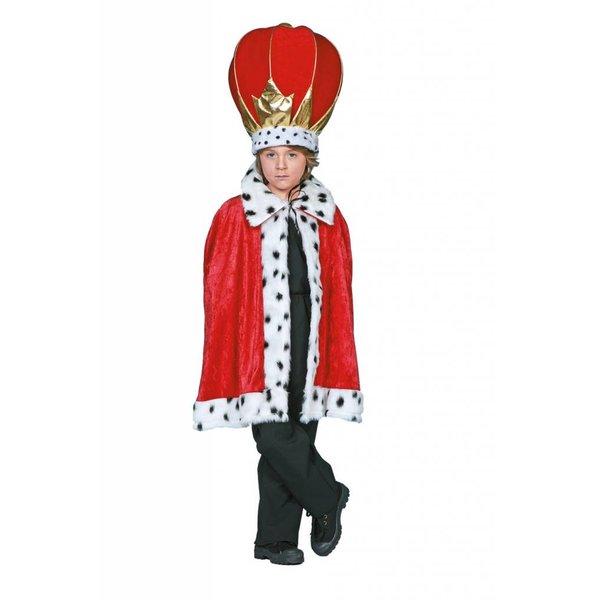 Koningscape rood kind