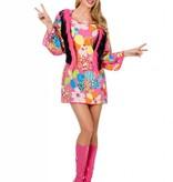 Hippy Woodstock dame