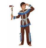 Indianen verkleedpak jongen Tenderfoot