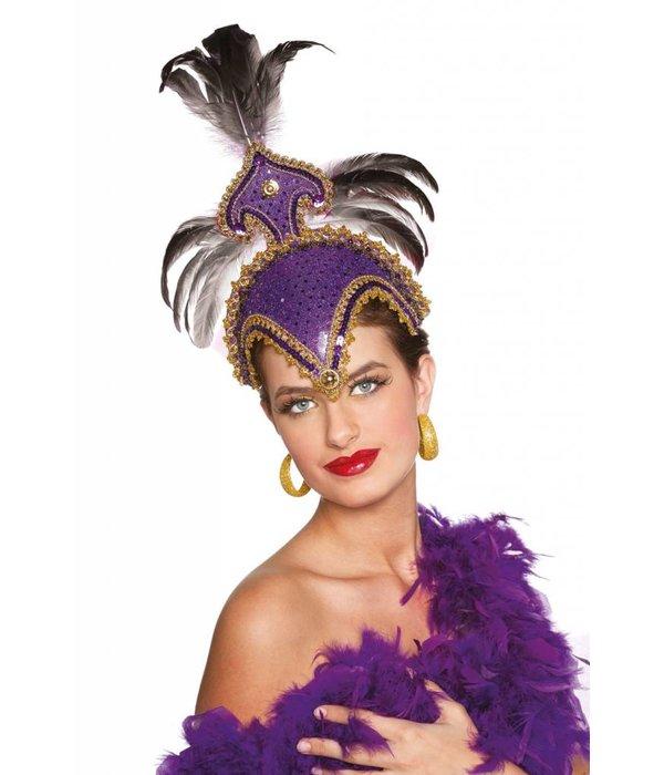 Carnaval tooi paars elite