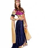 Inca koningin jurk elite