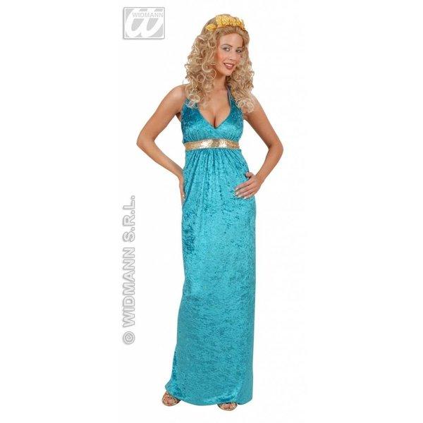 Koningin van Atlantis kostuum