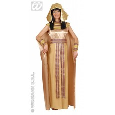 Egyptische Nefertiti kostuum