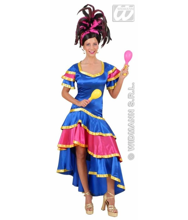 Samba danseres kostuum