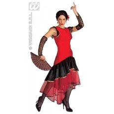 Spaans Lola kostuum