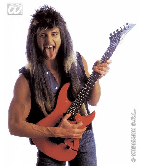 Pruik Rocker