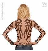 Tattoo shirt vrouw