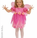 Kleine roos prinses fee kleding