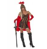 Spartacus lady kostuum