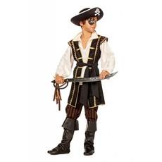 Bruine Piraat jongen elite