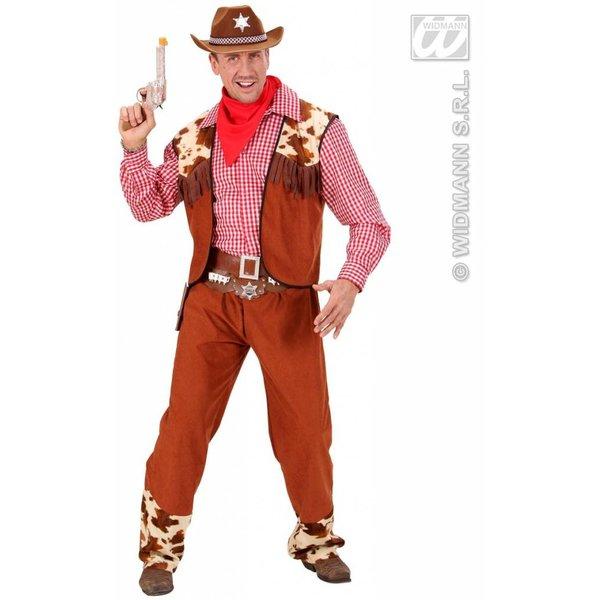 Cowboy kleding man Carrillo