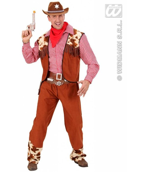 Cowboy kleding man Carrillo