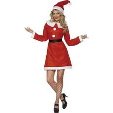Miss Santa kostuum budget