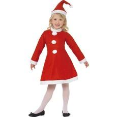 Kerstjurkje + muts meisje budget