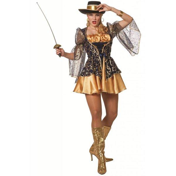 Garde Gold jurk