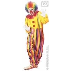 Funny Clown kostuum man