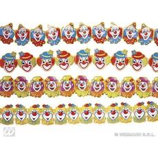 Papieren slinger Clown (1st)