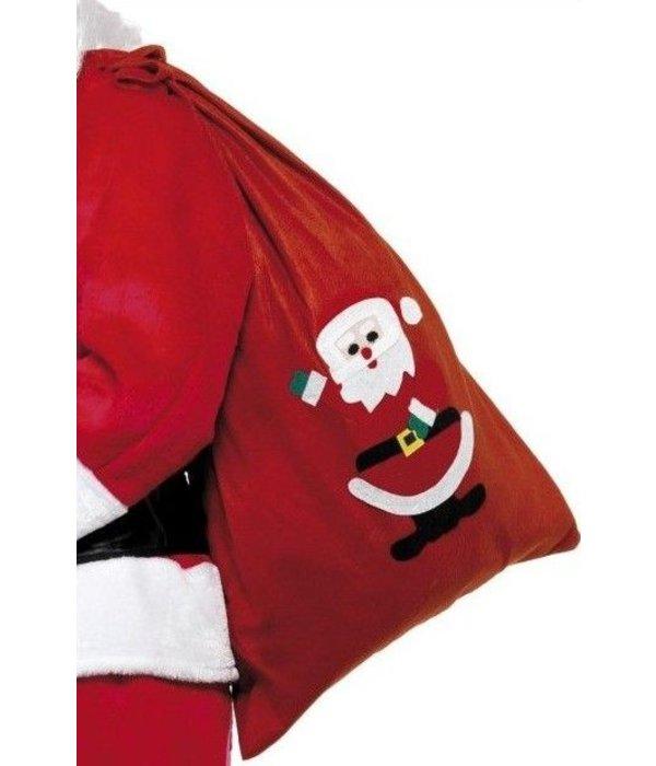 Kerstman zak