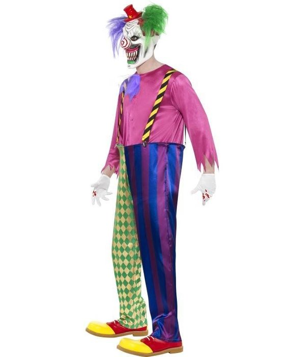 Killer Clown Horror kostuum