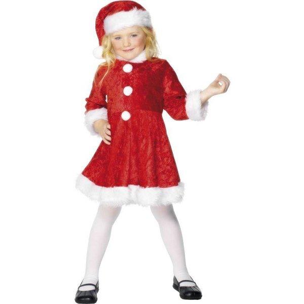 Mini Miss Santa Kerstmeisje