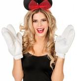 Haarband muis met strik