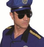 Politiepet kobalt