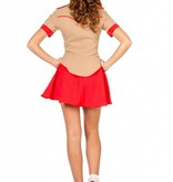 Scouting uniform dame