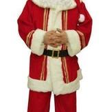 Kerstmanpak deluxe 4-delig