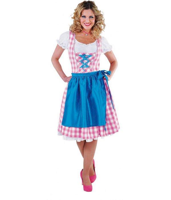 Dirndl kleding 3-delig Elite Heidi