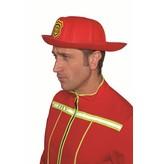 Brandweer hoed