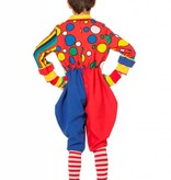 Clowns overall bubbles