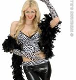 Handschoenen zebra 42cm