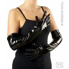 Handschoenen vinyl zwart 56cm