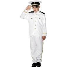 Kapiteins kostuums kind 3-delig