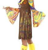 Jaren 60 Groovy kostuum dames