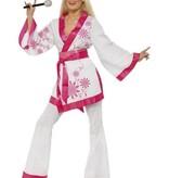 Mini kimono 70's kostuum