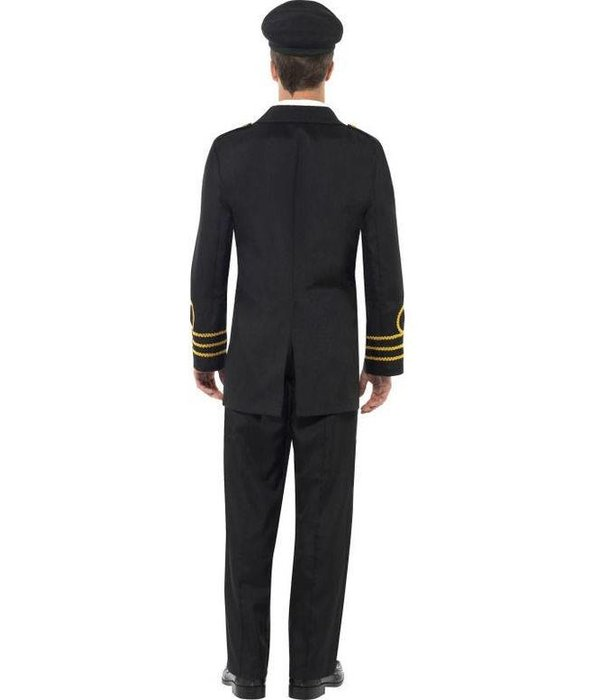 Marine uniform man