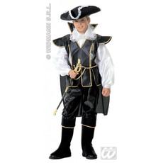 Piraten Kapitein kostuum kind