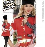 Royal Gard dames kostuum