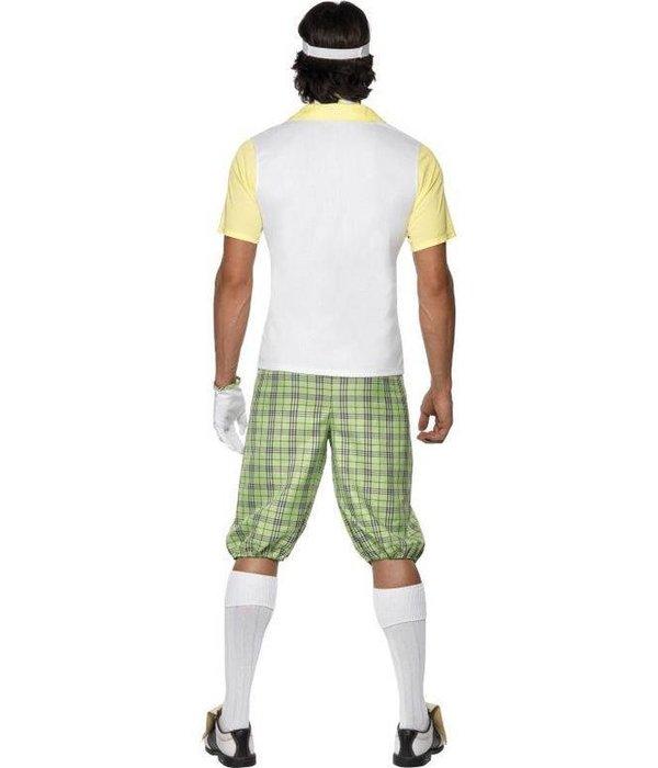 Golf carnavalspak man