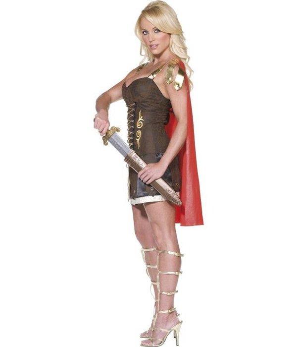 Fever Gladiator kostuum vrouw