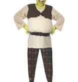 Shrek kostuum man luxe