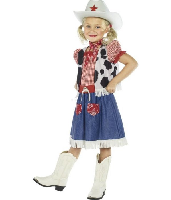 Cowgirl sweetie kostuum kind