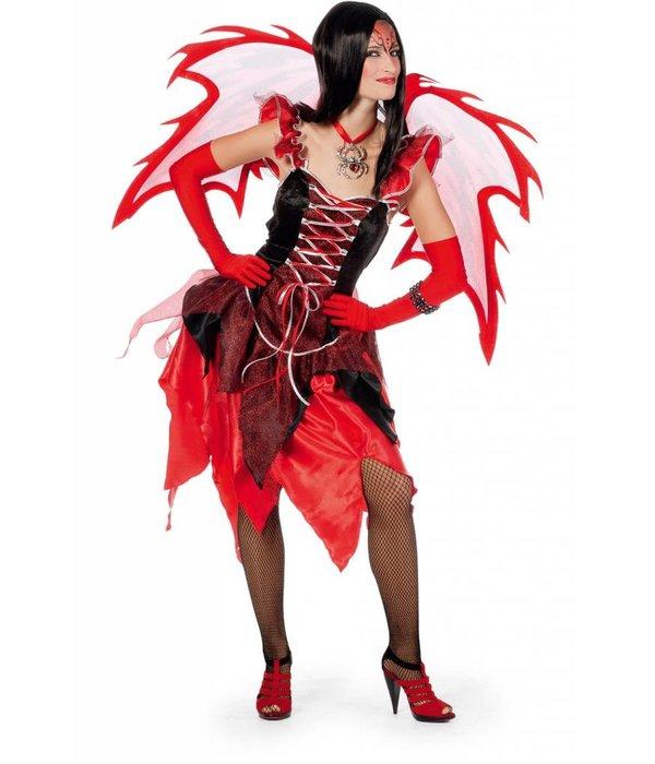 Fairytale rood/zwart elite