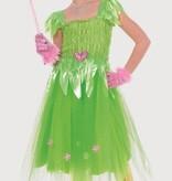 Jurk Fairy tale groen