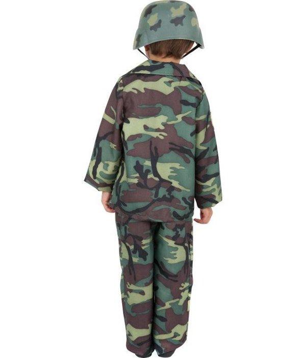 Leger Soldatenpakje jongen