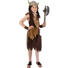 Viking meisje kostuum
