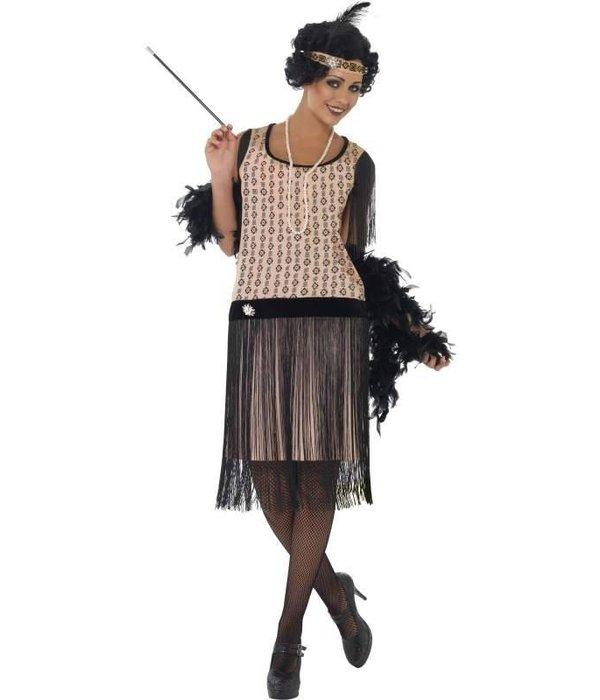 1920's coco flapper kostuum